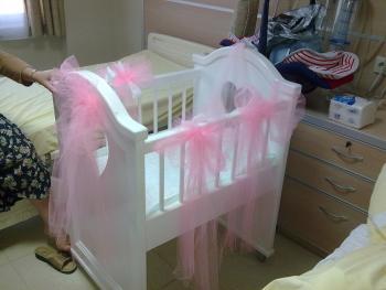 Doğum ve Hastane Odası Süsleme